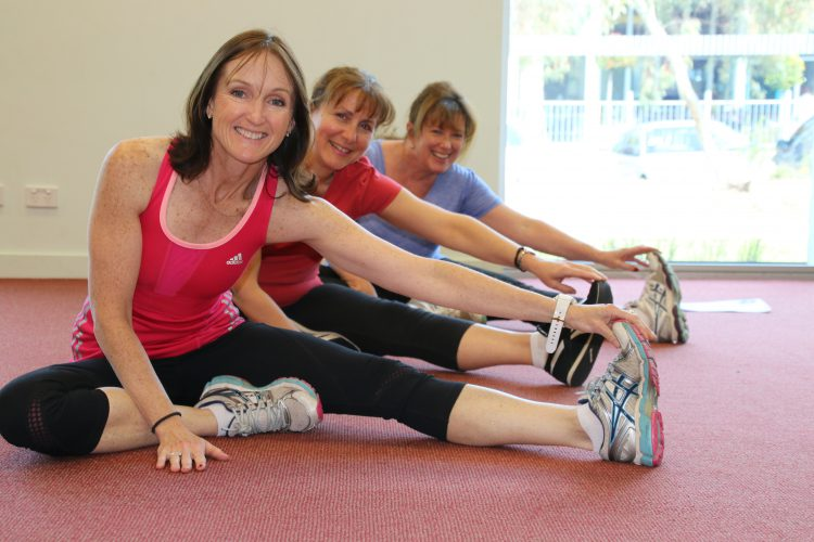Links for FREE TERM 3 ZOOM fitness classes at Pines